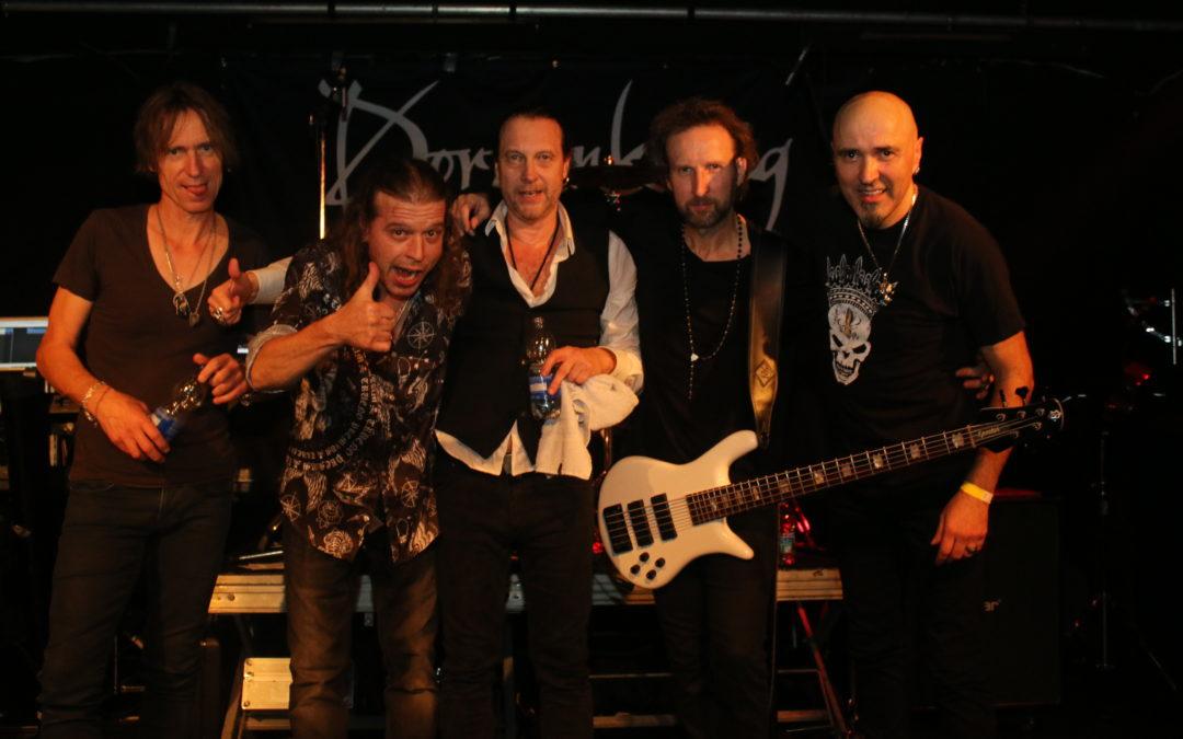 Dornenkönig auf Clubtour (15.3.2019 – 11.5.2019)